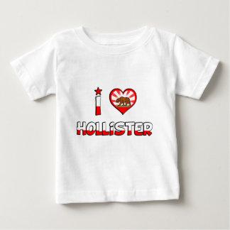 Hollister, CA Camiseta Para Bebê