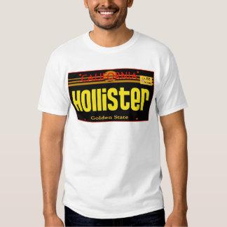 Hollister, Ca -- T-shirt