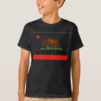 Hollister, Ca -- T-shirt Camiseta