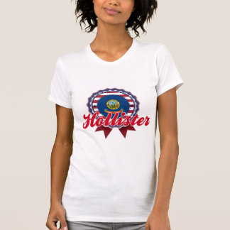 Hollister, identificação tshirts