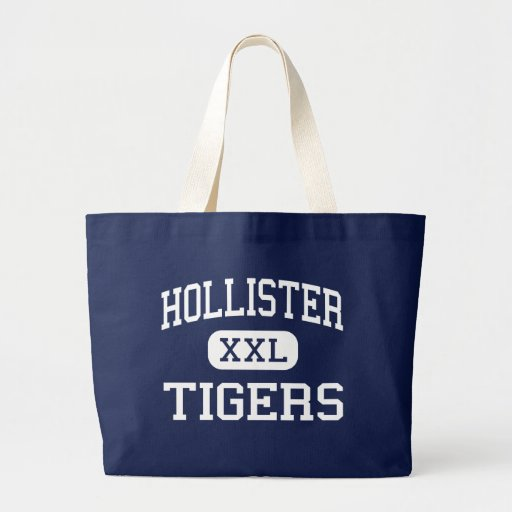 Hollister - tigres - alto - Hollister Missouri Bolsas De Lona