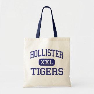 Hollister - tigres - alto - Hollister Missouri Sacola Tote Budget