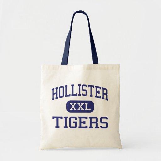 Hollister - tigres - alto - Hollister Missouri Bolsas