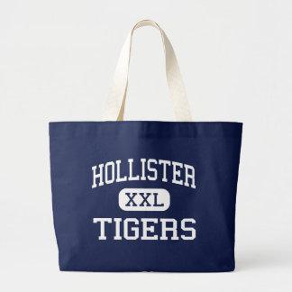 Hollister - tigres - alto - Hollister Missouri Sacola Tote Jumbo