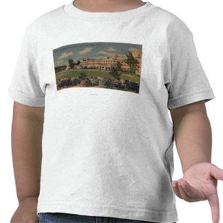 Hollywood, FL - parada do cadete na academia milit Tshirt