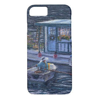 """Home capa de telefone na água"""