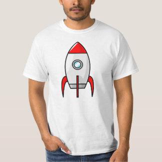 Homem/adolescentes: T-Shrit no branco! Camiseta