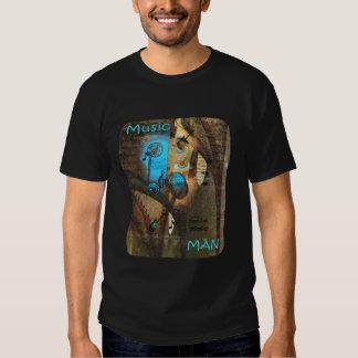 Homem da música tshirt