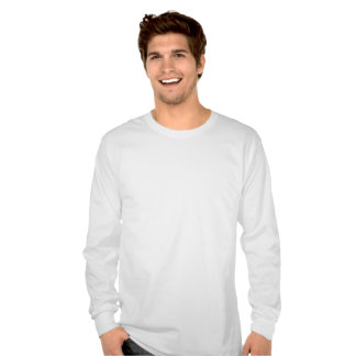 Homem delgado t-shirts