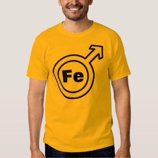 Homem do ferro camisetas