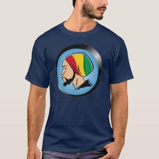 Homem do rasta da reggae de Cori Reith Rasta Camiseta