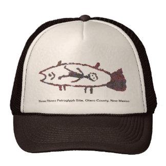 Homem nos peixes, chapéu da imagem 2 dos peixes boné