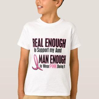 Homem real bastante bastante para vestir a TIA Camiseta