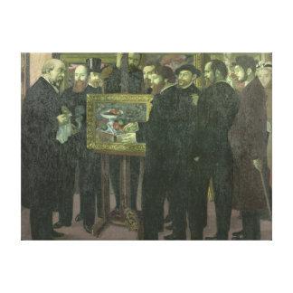 Homenagem a Cezanne, 1900