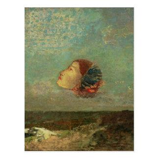 Homenagem a Goya, c.1895 Cartão Postal
