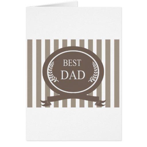 Homenagem aos pais e tios cartão