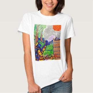 Homenagem aos sapadores-bombeiros por Piliero T-shirts