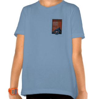 Homens de estrada de ferro tshirt