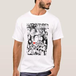 HOMENS do CHFM-Montagem Camiseta