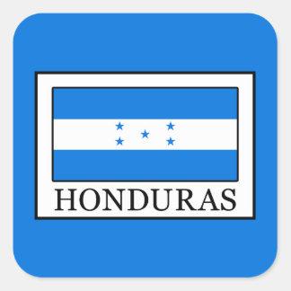 Honduras Adesivo Quadrado