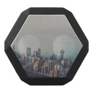 Hong Kong de cima de Caixa De Som Preta Com Bluetooth