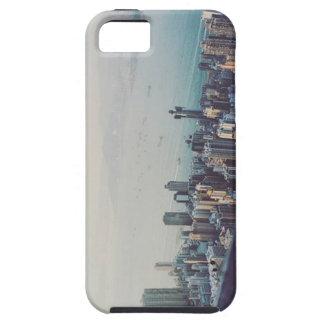 Hong Kong de cima de Capa Para iPhone 5