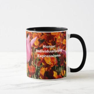 HonorIndividualizedExpressions Caneca