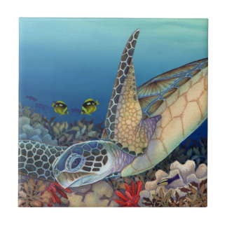 Honu (tartaruga de mar verde)
