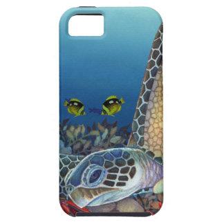 Honu (tartaruga de mar verde) capa para iPhone 5