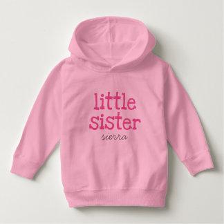 Hoodie cor-de-rosa personalizado do pulôver da