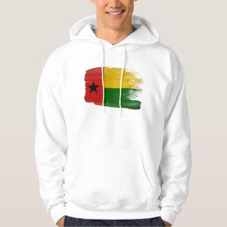 Hoodie da bandeira de Guiné-Bissau Moletom Com Capuz