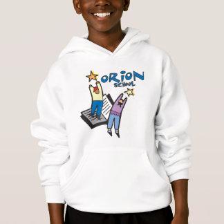 Hoodie da juventude da escola de Orion