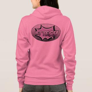 hoodie da tecnologia do veterinário moletom