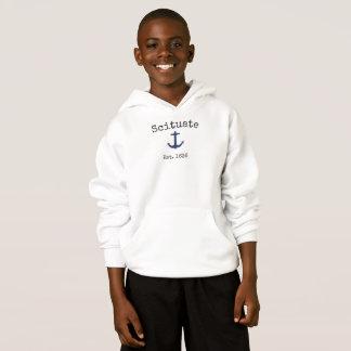 Hoodie de Scituate Massachusetts para meninos