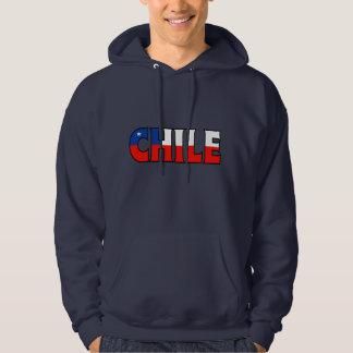 Hoodie do Chile Moletom