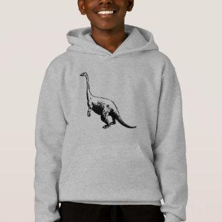 Hoodie do Dino Hanes ComfortBlend® dos miúdos do