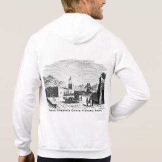 Hoodie do fecho de correr de Tubac Presidio T-shirts