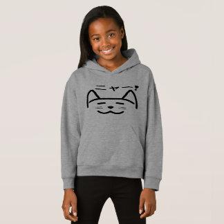 Hoodie do gato - ニャー do Meow