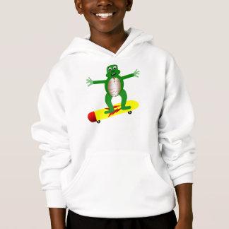 Hoodie do Hanes ComfortBlend® dos miúdos, branco