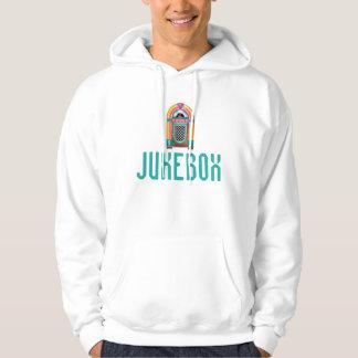 Hoodie do jukebox moleton com capuz