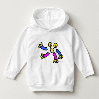 hoodie do pulôver da criança