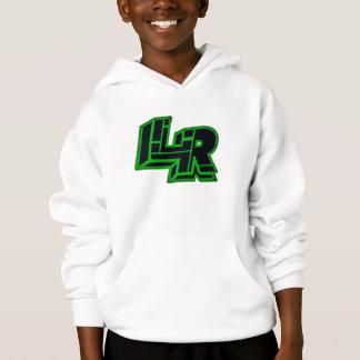 Hoodie oficial do logotipo da LR
