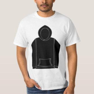 Hoodie preto T 617 - 818 T-shirts
