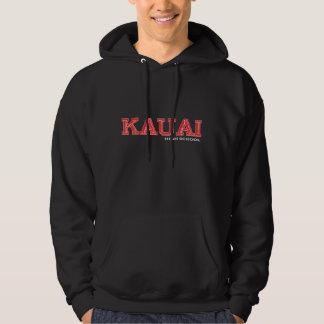 Hoodie vermelho dos incursores de Kauai Moletom Com Capuz