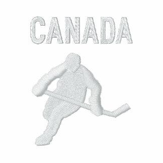 Hóquei, Canadá - customizável Polo
