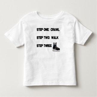 HÓQUEI da caminhada do rastejamento……! T-shirt
