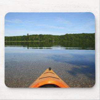 Hora de kayak mousepad
