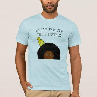 Hora de levantar o funk camiseta