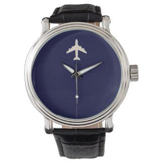 hora de voar relógio de pulso