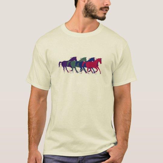 Horses Camiseta